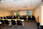 Dedicated training rooms for EBS seminars