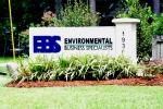 EBS headquarters entranceway