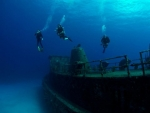 Wreck Diving -- one of the many features in St. Cr