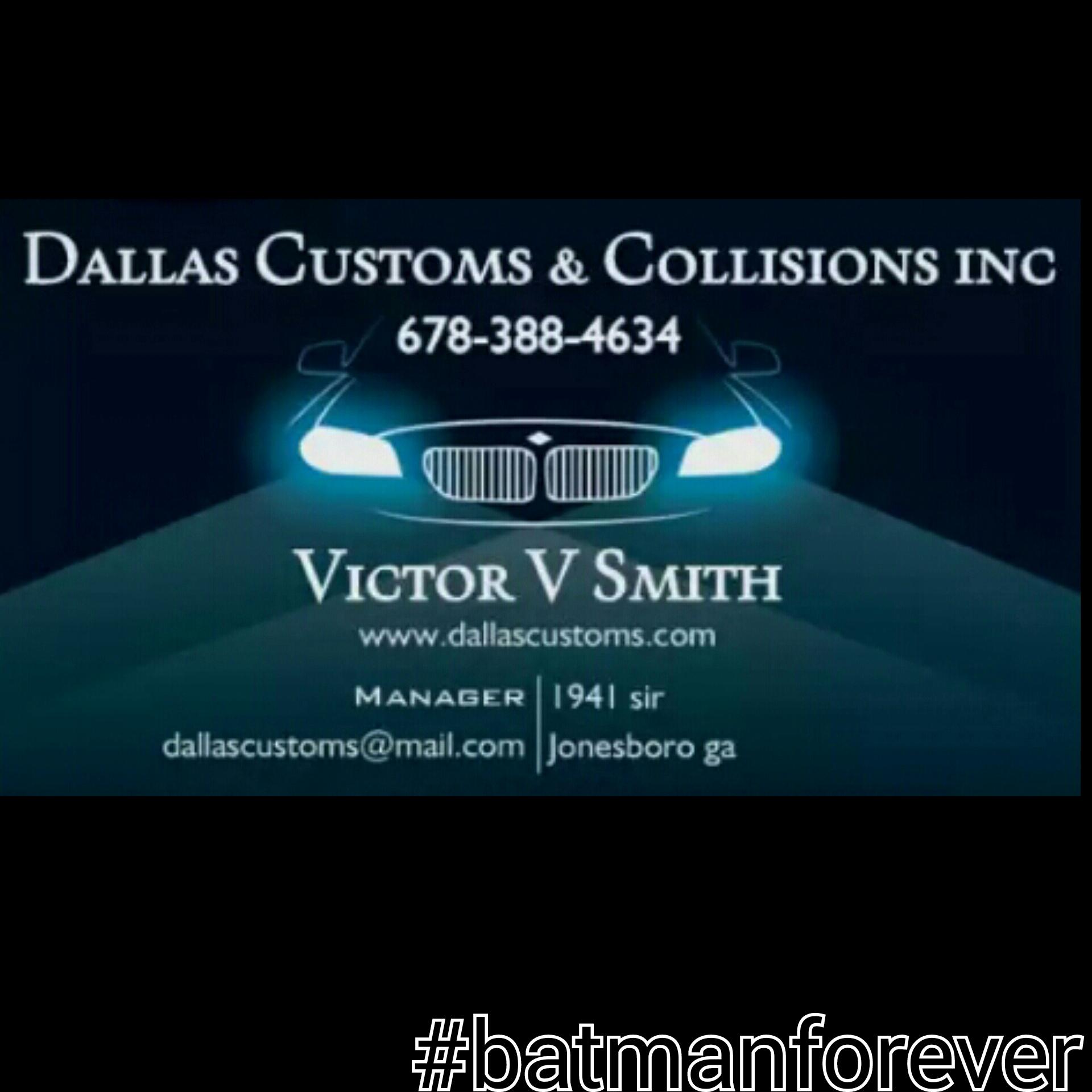 Custom Paint Shops In Dallas