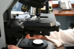 Microscopic analysis of wastwater samples