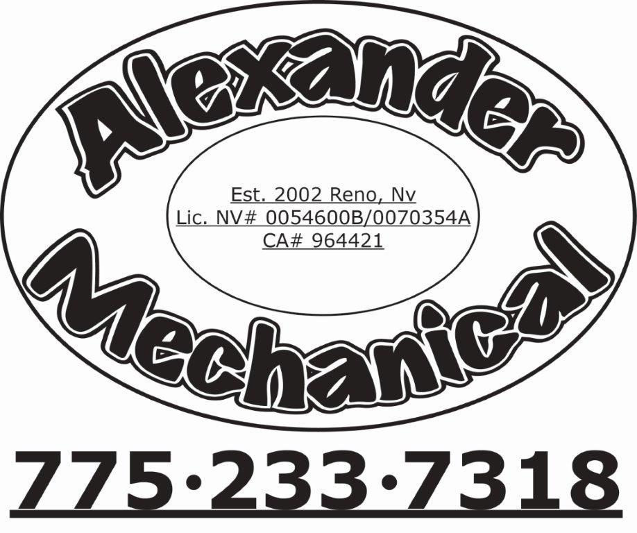 Alexander Heating Amp Air Inc Sparks Nv Business Profile
