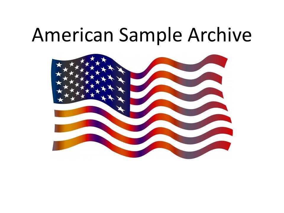 American Sample Archive, LLC - Halethorpe , MD - Company Information