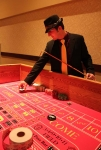 We offer many corporate casino night options